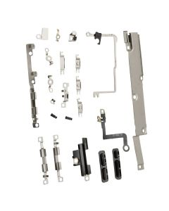 Replacement Inner Metal Shields And Holding Brackets Set Compatible With Apple iPhone XS