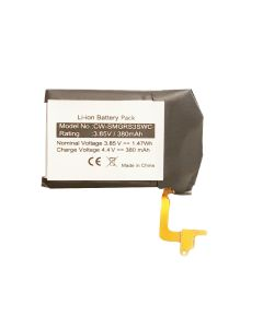 Replacement Battery CW-SMGRS3SWC Compatible With Samsung Gear S3 Frontier SM-R760 SM-R765 SM-R770