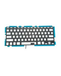 """Replacement Keyboard Backlight (US English) Compatible With MacBook Pro Unibody 13""""A1278 (2008 - 2012)"""