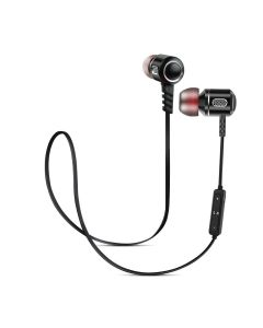 S8 Wireless Earbuds Bluetooth Headphones with Microphone - Black