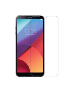 LG Q8 (2018) Tempered Glass Screen Protector