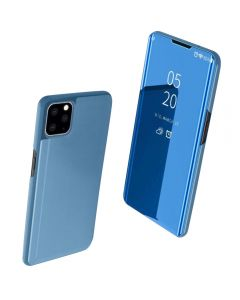 Full 360 Body Protective Mirror Case Cover For Apple iPhone 11 Pro 5.8'' - Sky Blue