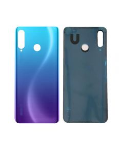 Replacement Battery Back Housing Glass Cover Compatible With Huawei P30 Lite - Twilight