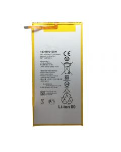 Replacement Battery HB3080G1EBW 4800 mAh Compatible With Huawei MediaPad T1 10