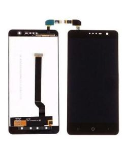 ZTE Grand X4 Z956 LCD + Digitizer Touch Screen Replacement Full Assembly - Black