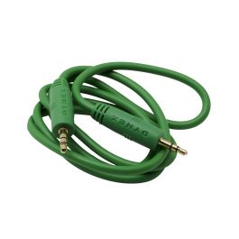 Dynex 3 Audio Cable Green